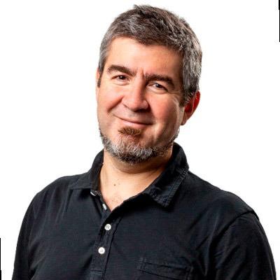 Socio & Director de Experiencia de Usuario de Amable